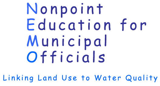 Nonpoint Education for Municipal Officials:  Linking Land Use to Water Quality